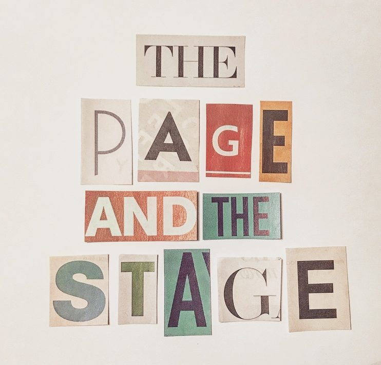 The Page & the Stage
